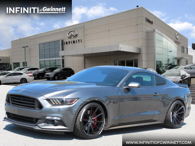 2017 Mustang Gt For Sale >> Pre Owned 2017 Ford Mustang Gt