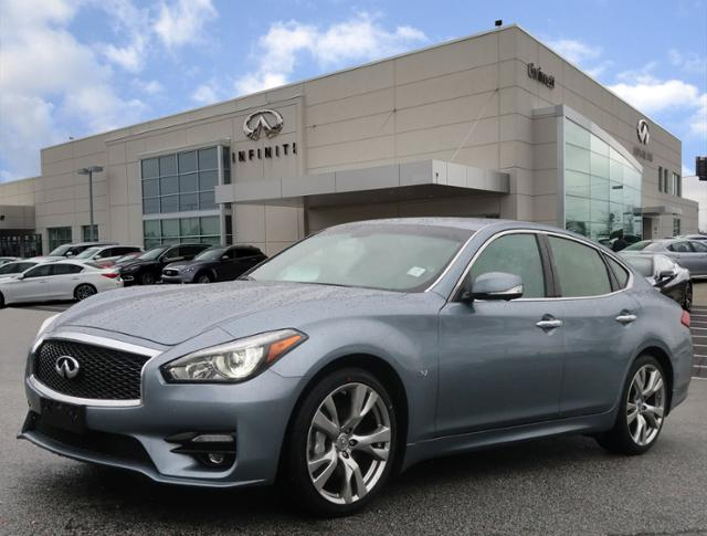 Certified Pre Owned 2017 Infiniti Q70 3 7