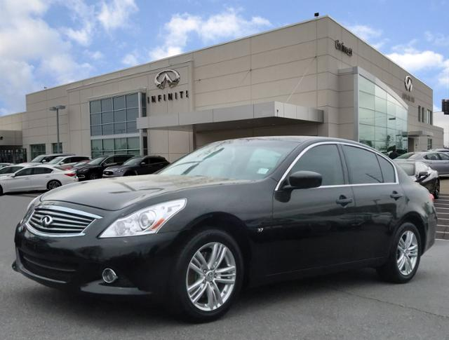 Pre Owned 2015 Infiniti Q40 4dr Car In Duluth A8626a Infiniti Of