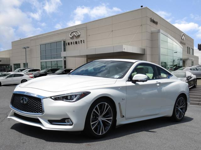 Certified Pre Owned 2017 Infiniti Q60 Sport 2dr Car In Duluth A8298