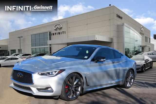 Pre-Owned 2019 INFINITI Q60 RED SPORT 400