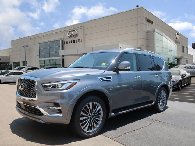 New 2019 Infiniti Qx80 Luxe 2wd Suv In Duluth Gx89076 Infiniti Of