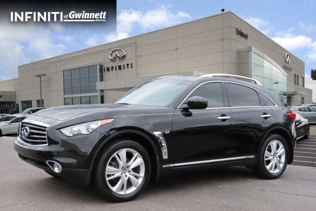 Pre-Owned 2015 INFINITI QX70