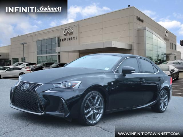 Pre Owned Lexus >> Pre Owned 2017 Lexus Is Is Turbo F Sport