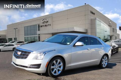 Pre-Owned 2016 Cadillac ATS Sedan Standard RWD