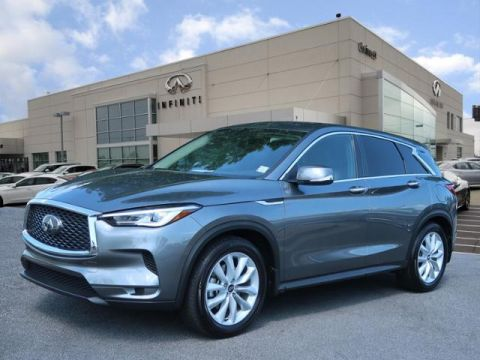 Certified Pre-Owned 2019 INFINITI QX50