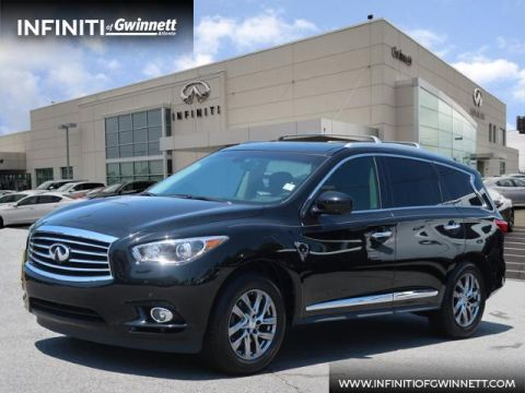 Pre-Owned 2015 INFINITI QX60