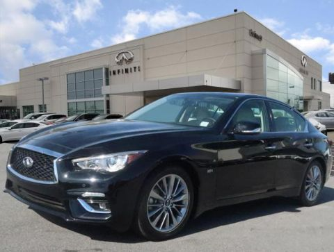Certified Pre-Owned 2018 INFINITI Q50