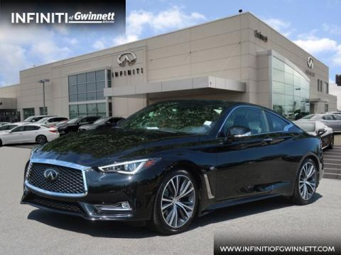Certified Pre-Owned 2019 INFINITI Q60 3.0t LUXE