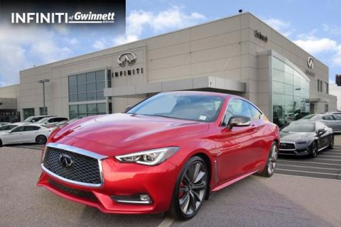 Certified Pre-Owned 2019 INFINITI Q60 RED SPORT 400