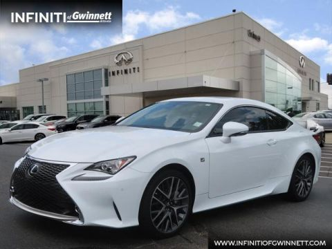 Pre-Owned 2016 Lexus RC 200t