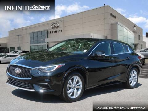Certified Pre-Owned 2019 INFINITI QX30 PURE